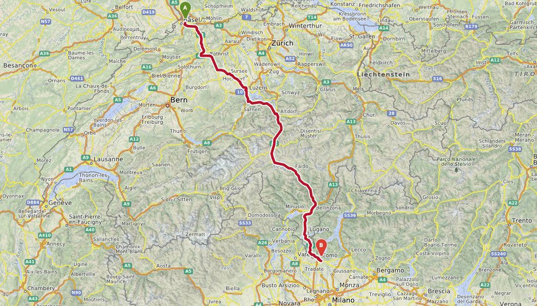 Schweiz Toscana rute1