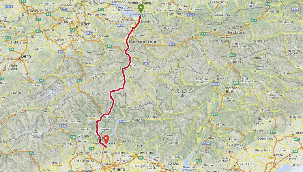 Schweiz Toscana rute2
