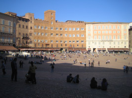 toscana siena piazza