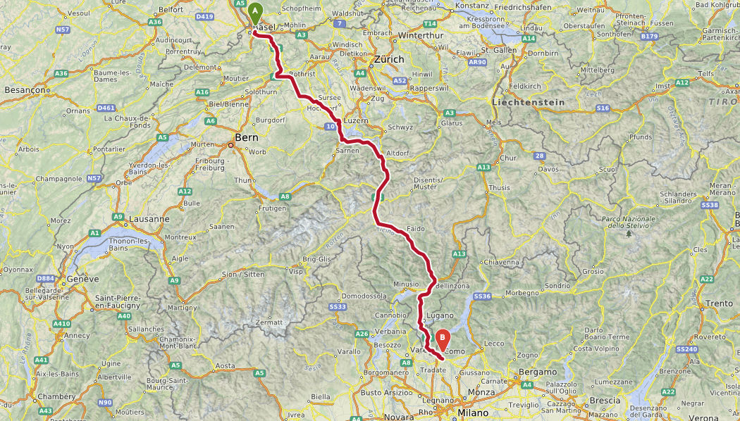 schweiz toskana route1