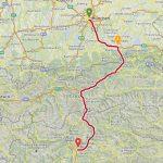 trasa toskánsko rakúsko1
