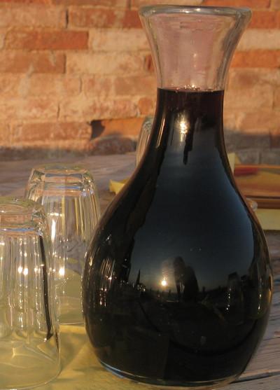 toskana vino da tavola