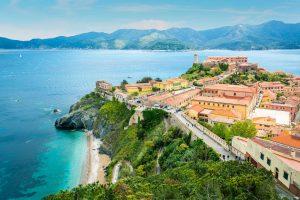 Portoferraio in Elba