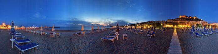 Strand von Castiglione della Pescaia