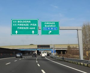 STVO i Italien