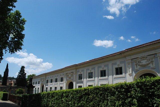 Florenz - Garden Boboli