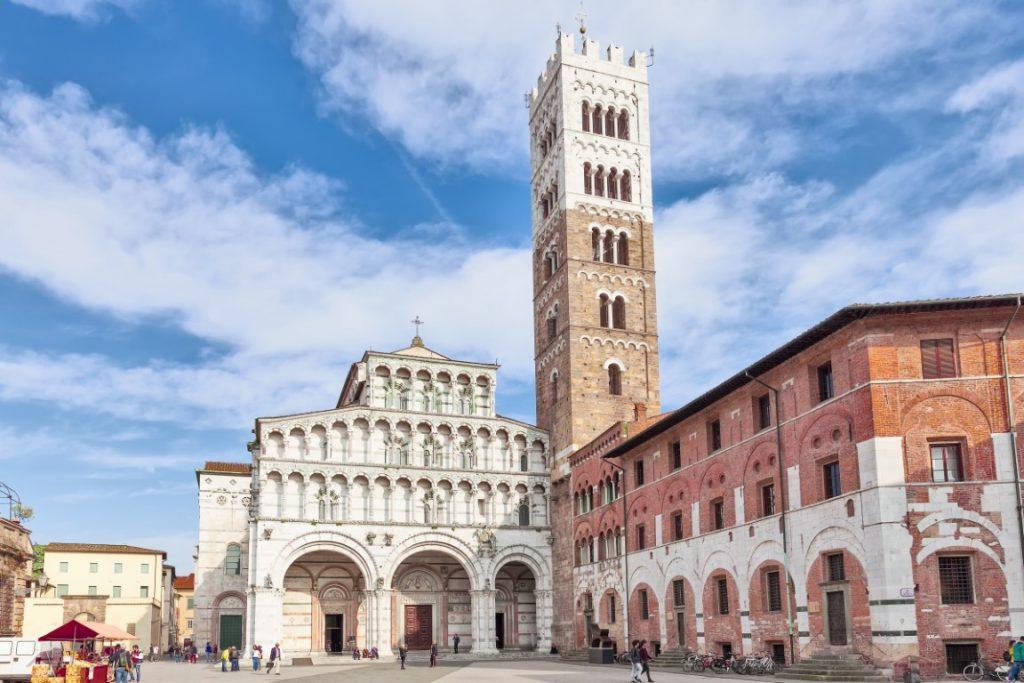 Lucca Cathedral von St. Martin