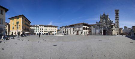 Prato v Toskani