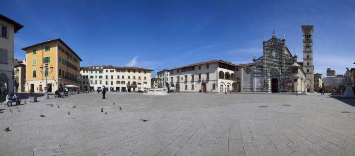 Prato in der Toskana