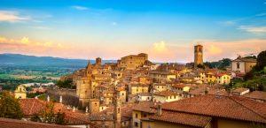 Arezzo in der Toskana