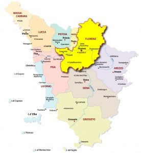 Provinz-Florenz