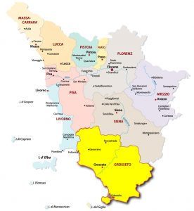 Provinz-Grosetto