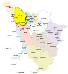 Provinz-Lucca