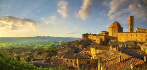 Volterra i Toscana