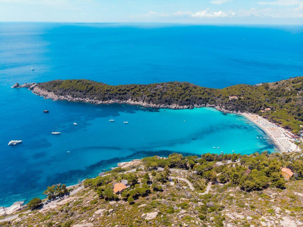isola d'elba, archipelago, elba island
