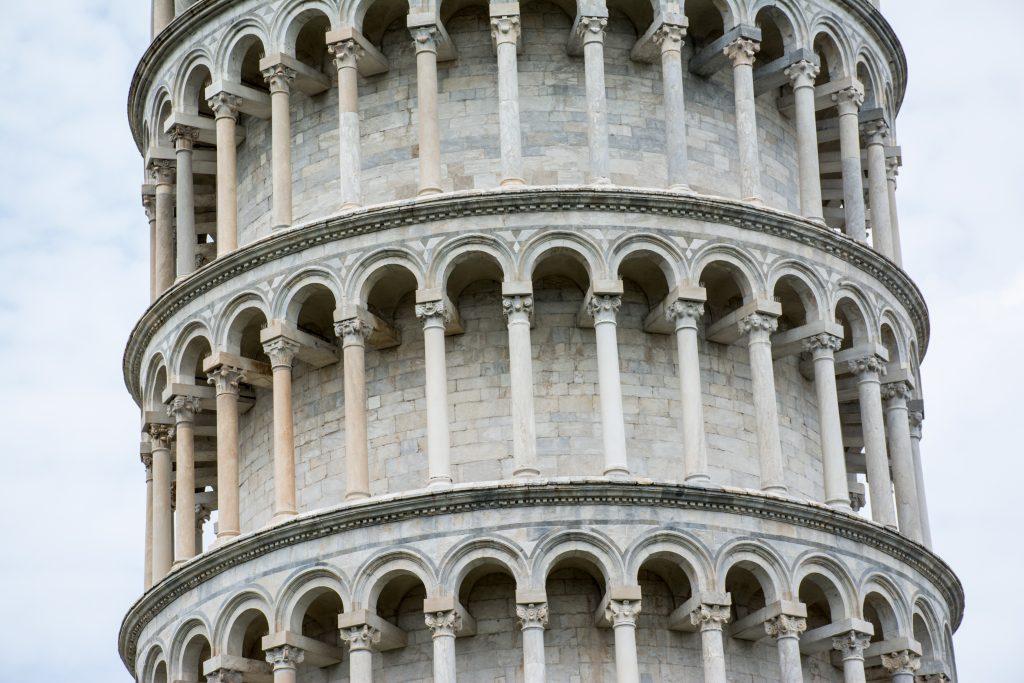 pisa, tower, architecture