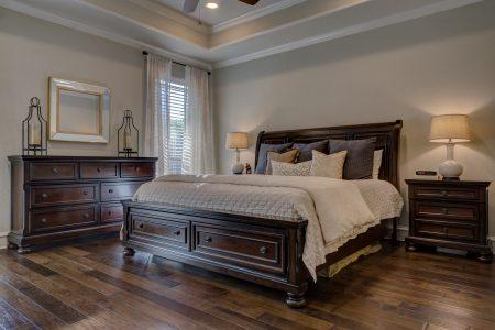 bedroom, real estate, interior design