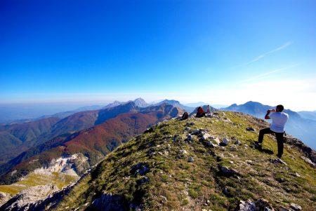 Monte Tambura ( 1890 mt )