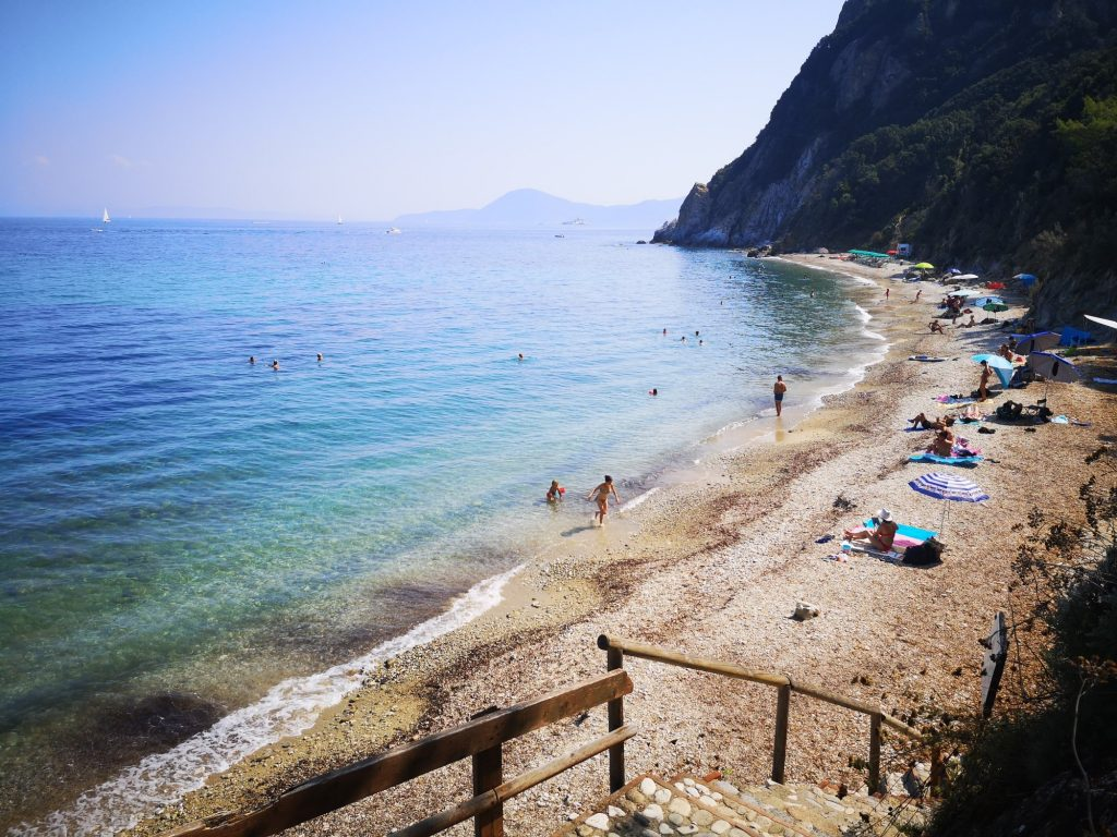 Spiaggia dei Prunini
