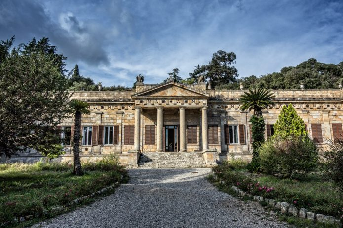 home napoleon, island of elba, italy